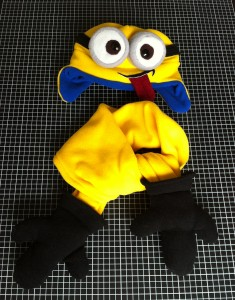 Bonnet Minion 17