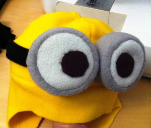 Bonnet Minion 9